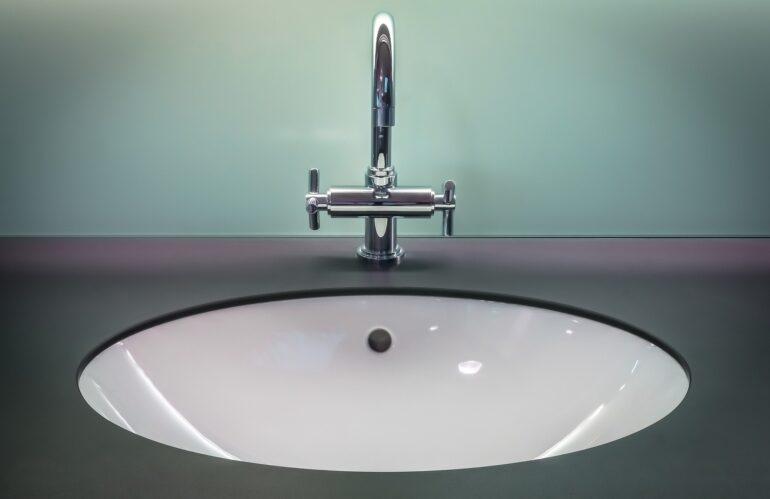 Behinderten gerechte Badezimmer